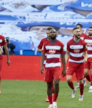 Real Sociedad 2-3 Granada | MAÇ SONUCU