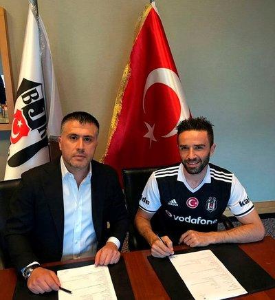 Gökhan Gönül, Beşiktaşta