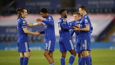 Leicester City - Crystal Palace: 2-1   MAÇ SONUCU - ÖZET