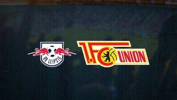 RB Leipzig - Union Berlin maçı A Spor'da!
