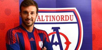 Altınordu, Serkan Göksu'nun sözleşmesini uzattı