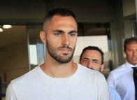 Victor Ruiz'in ayrılığında Galatasaray detayı! Havalimanına götüren araç...