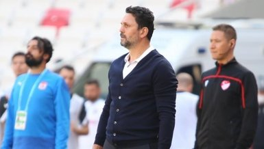"""Son dakika spor haberi: Sivasspor-Gaziantep FK maçının ardından Erol Bulut'tan açıklamalar """"Galibiyetle ayrılabilirdik"""""""