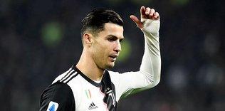 Juventus'ta Ronaldo depremi! Sarri sakat demişti