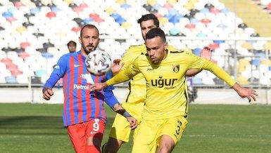 Altınordu 1-0 İstanbulspor | MAÇ SONUCU