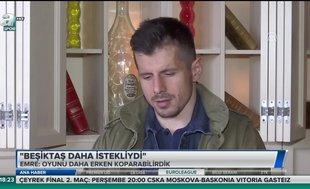 """Emre Belözoğlu: """"Tek hedefim şampiyonluk"""""""