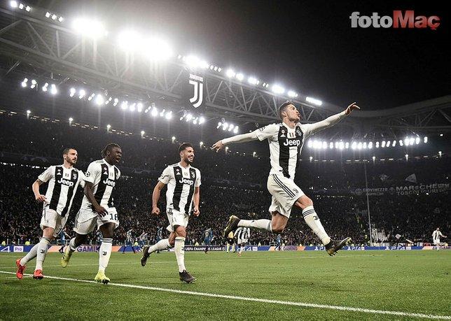 Cristiano Ronaldo'ya ceza kapıda!