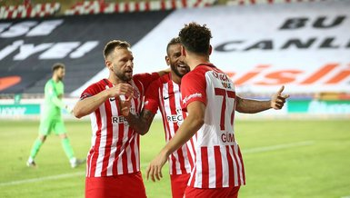 Antalyaspor 3-1 Çaykur Rizespor | MAÇ SONUCU
