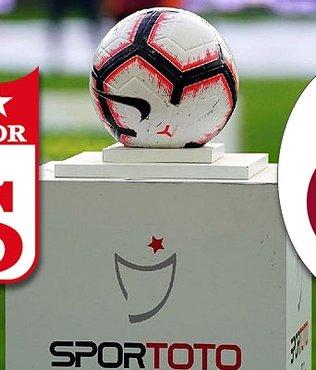Demir Grup Sivasspor Galatasaray maçı ne zaman saat kaçta? CANLI yayın bilgileri, eksik oyuncular...