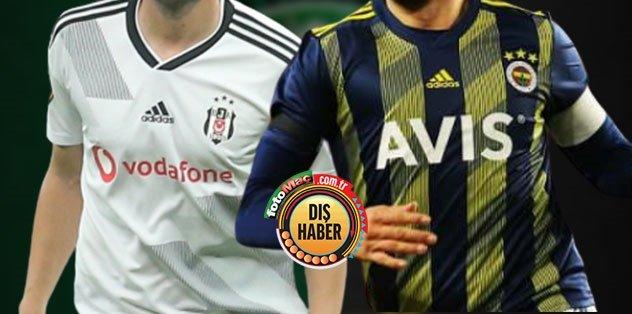 Beşiktaş ve Fenerbahçe'nin yıldızlarına Rus kancası! Transferi Yunan basını duyurdu - Beşiktaş -