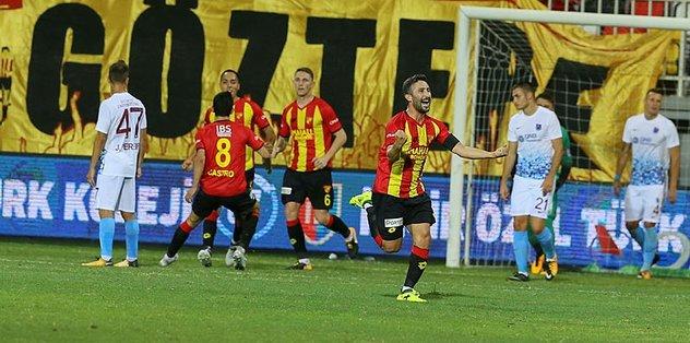 Trabzonspor savunması alarm veriyor
