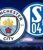 Manchester City Schalke 04 maçı hangi kanalda saat kaçta? Yayın bilgileri, ilk 11'ler...