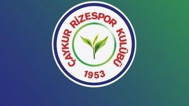 Son dakika spor haberleri: Çaykur Rizespor'dan Galatasaray'a destek mesajı!