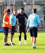 Başakşehir'de Burnley maçı hazırlıkları sürdü