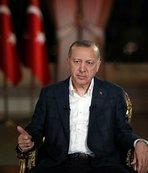 Başkan Erdoğan'dan Fenerbahçe sözleri!