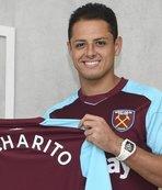 Meksikalı golcü West Ham United'da