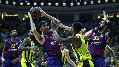 MAÇ SONUCU | Fenerbahçe Beko 74-80 Barcelona | ÖZET