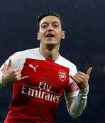 Mesut Özil'le ilgili flaş itiraf!
