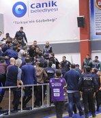Beşiktaş'a saldırı