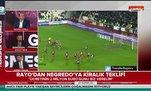Rayo Vallecano'dan Beşiktaşlı Negredo'ya teklif