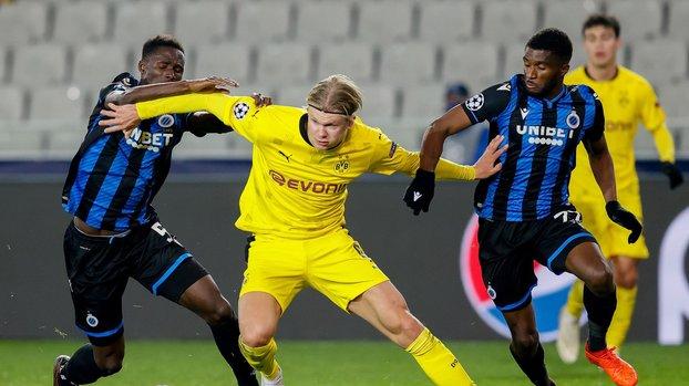 Club Brugge 0-3 Borussia Dortmund | MAÇ SONUCU #