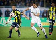 BB. Erzurumspor - Fenerbahçe maçından kareler...