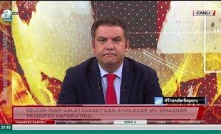 Menajeri konuştu: Selçuk İnan Galatasaray'da kalacak! | Video haber