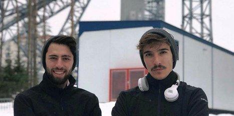 Kayakla Atlama Milli Takımı son yarış için Rusya'da