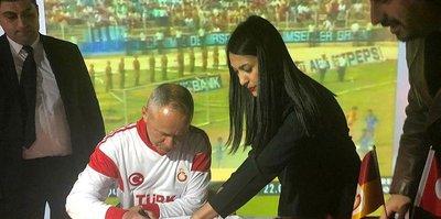 Galatasaray'ın elinde