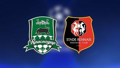 Krasnodar - Rennes maçı ne zaman? Saat kaçta? Hangi kanalda?