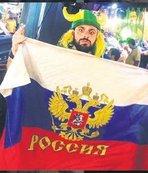 Rus olmak istiyor!