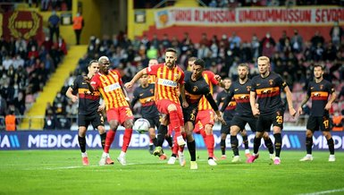 Galatasaray suffer shock 3-0 defeat against Yukatel Kayserispor