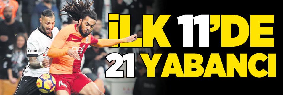 Dünyanın gözü Galatasaray-Beşiktaş derbisinde