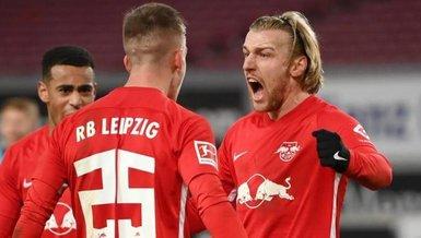 Stuttgart-RB Leipzig: 0-1 (MAÇ SONUCU-ÖZET)