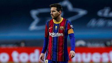 Paris Saint-Germain'den Lionel Messi açıklaması