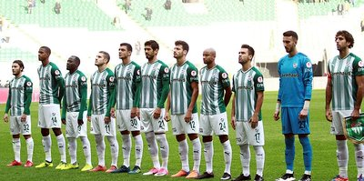 Bursaspor'da gönderilecek isimler belli oldu