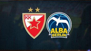Kızılyıldız-Alba Berlin maçı saat kaçta, hangi kanalda?
