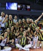 Fenerbahçe, Sultanlar Ligi'nde 3'üncü oldu