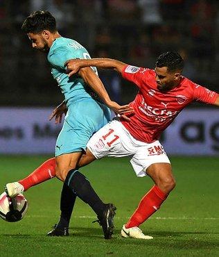 Teji Savanier Galatasaray'ı reddetmiş