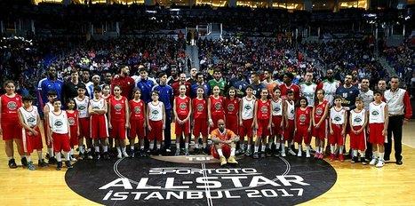 Tahincioğlu All-Star 2019 şöleni başlıyor