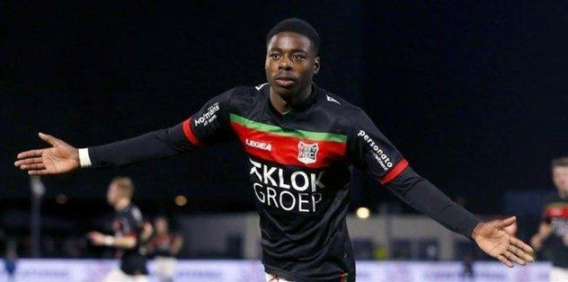 Genç kanat Monaco'da - Fransa Ligue 1 -