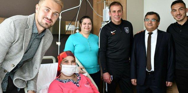 Medipol Başakşehir'den anlamlı ziyaret