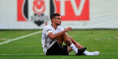 Beşiktaş'ta 4 isim antrenmana katılmadı!