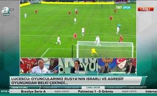 Erman Toroğlu: Lucescu bizi hıyar yerine koyuyor