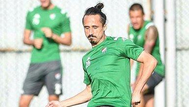 Bursaspor'da ayrılık! Serdar Özkan sözleşmesini feshetti