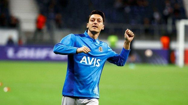 FENERBAHÇE HABERLERİ - Mesut Özil'den taraftara şampiyonluk mesajı!