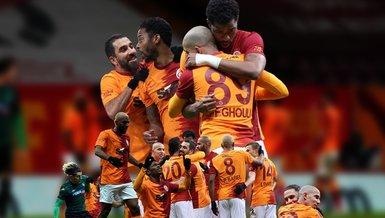 Galatasaray-Denizlispor: 6-1 (MAÇ SONUCU-ÖZET)