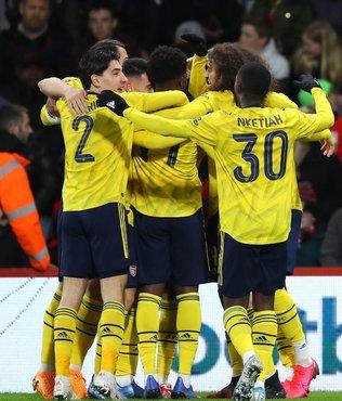 MAÇ SONUCU | Arsenal 2-1 Bournemouth