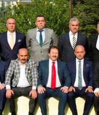 MKE Ankaragücünden Cumhurbaşkanı Erdoğana destek