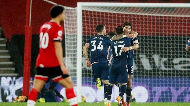 Southampton - Arsenal: 1-2 | MAÇ SONUCU - ÖZET #